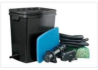 Ubbink Einkammer-Teichfilter-Set FiltraPure 7000 PlusSet