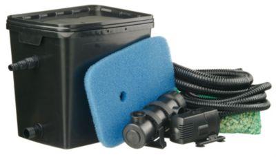 Ubbink Einkammer-Teichfilter-Set FiltraPure 4000 PlusSet