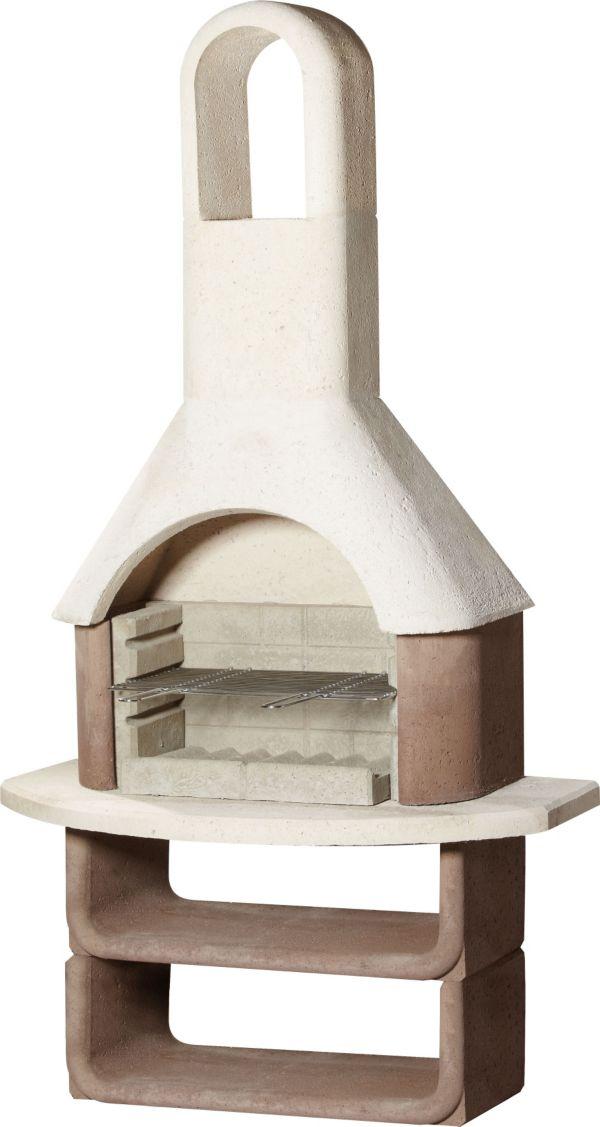 buschbeck montana gartengrillkamin grillbar holzkohlegrill gartengrill terasse 4033886100157 ebay. Black Bedroom Furniture Sets. Home Design Ideas