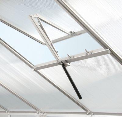 Gewächshaus Dachentlüfter automatisch mit Thermometer