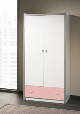 vipack-kleiderschrank-bonny-bonkl22-rosa