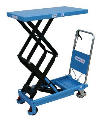 HanseLifter SPS 350 Doppelscheren-Hubtisch bei Plus Online Shop