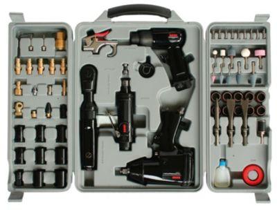 Rowi Druckluft-Werkzeug-Set 71/1 71-tlg.