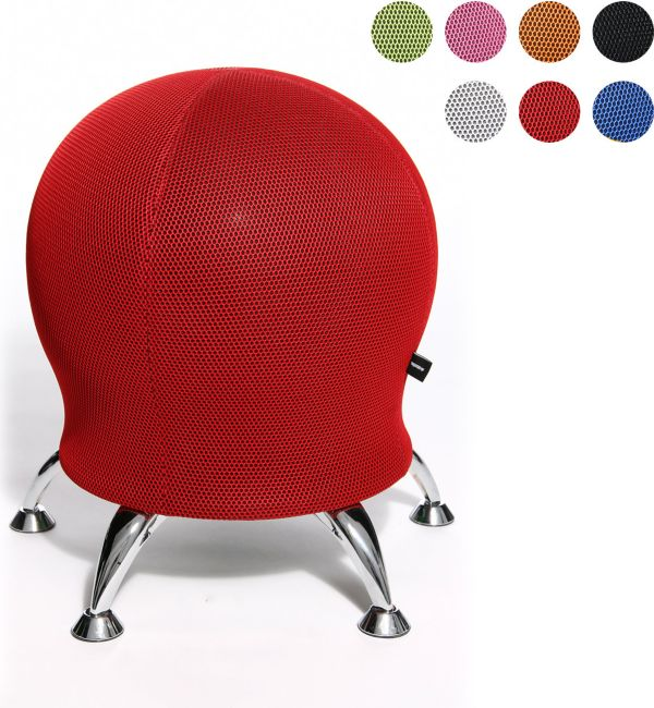 topstar maxx collection hocker sitness 5 gymnastikball b ro ergonomisch ebay. Black Bedroom Furniture Sets. Home Design Ideas