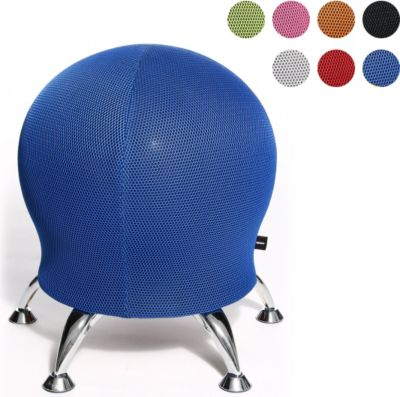 Topstar Maxx Collection Hocker Sitness 5, blau