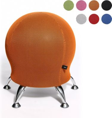 Topstar Maxx Collection Hocker Sitness 5, orange