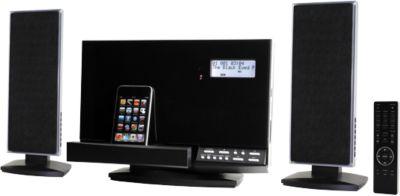 DISC180 Musik Center mit CD-MP3 / PLL-Radio / USB / SD iPod-Docking