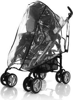 Regenschutz für Buggy Takeoff, Avito und Mint