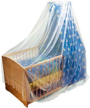 Mückennetz für Himmelstange. (94405)