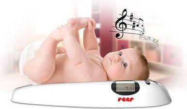 6409 Babywaage mit Musik