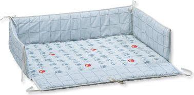 Bettchen passend für Laufgitter 102x102cm Eule (2234lb 105)