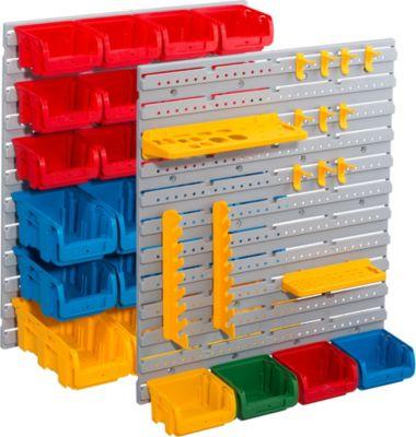 StorePlus Set P 43 Werkzeugwand 43-tlg.