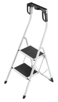 Safety Plus Stahl-Klapptritt - 2 Stufen