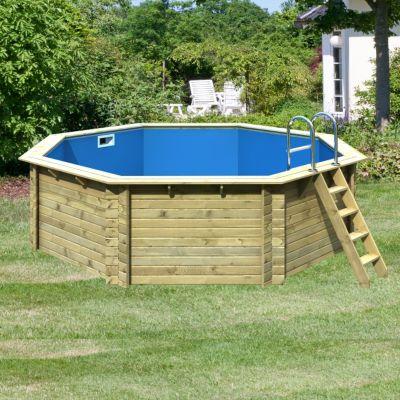 Karibu Pool Modell 2 Variante A Grundmodell