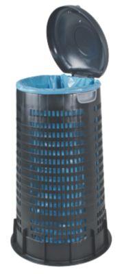 BRB Korb-Abfallsammler 120 Liter