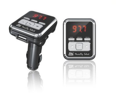 dnt MusicFly Select - High-End FM Transmitter z...