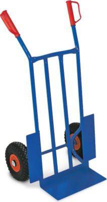 BRB Lagertechnik BRB Stahlrohrkarre 250 Kg mit Stahlblechffelge - TÜV/GS geprüft
