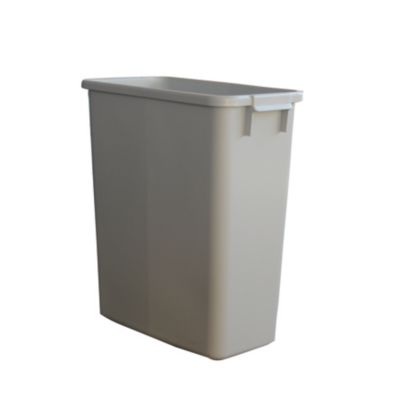 Graf Mehrzweckbehälter 60 L rechteckig grau