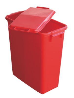 Graf Mehrzweckbehälter 60 L rechteckig rot