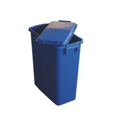 Graf Mehrzweckbehälter 60 L rechteckig blau