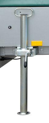Abstellstützen für Basic STL 750-25-13 / Basic ST 1000-25-13 / Basic ST 1300-25-13