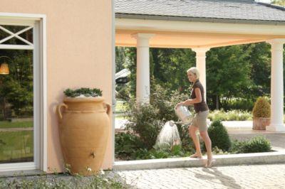 Garantia  Antik Wand-Amphore 260 Liter Exclusive Serie, Sandstone