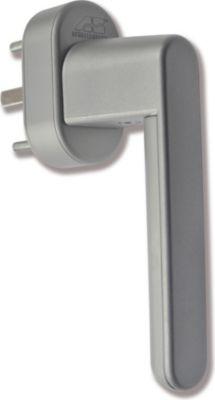 Schellenberg AS  Sicherheits-Alarmgriff silber, 37mm