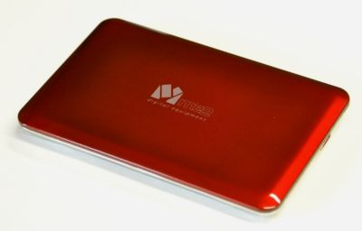 me2 Me100 Style 1000GB Festplatte rot