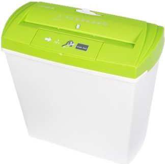 250 CD Aktenvernichter - weiß/grün