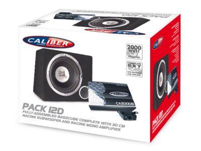 Caliber PACK12D Power Package 12´´ (30cm) Bass ...
