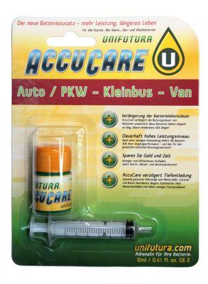 AccuCare Batteriezusatz, 12 ml, Für Auto/PKW - Kleinbus/ Van