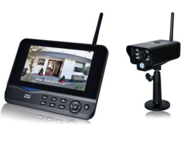 dnt  QuattSecure Starterset - digitales, kabelloses Sicherheitssystem