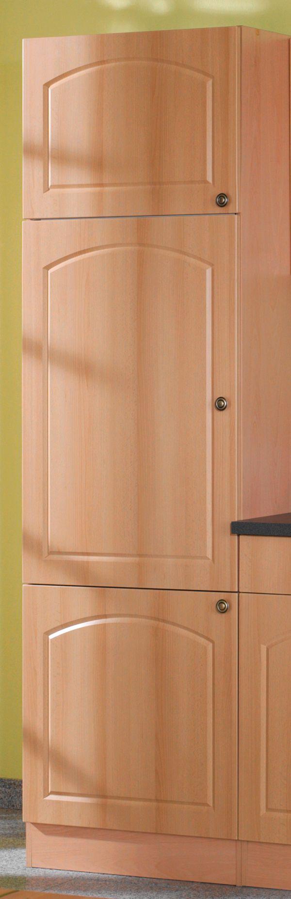 Held möbel küchenzeile rom 280 cm buche nachbildung, küche, küchen ...
