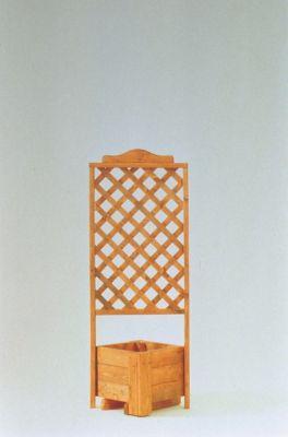 Eckelement mit Spalier CLASSIC B 37 x 140 cm