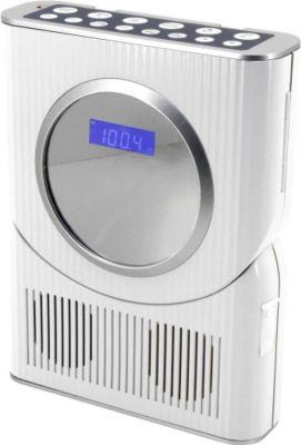 BCD250 spritzwassergeschütztes CD-PLL Radio mit Weckfunktion