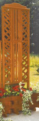 Gaspo Blumenkasten mit Spalier ARLBERG B 70 x H 205 cm