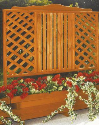 Blumenkasten mit Spalier ARLBERG B 140 x H 142 cm