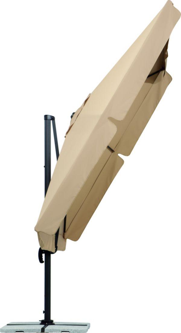 schneider ampelschirm rhodos sonnenschirm schirm gartenschirm sonnenschutz ebay. Black Bedroom Furniture Sets. Home Design Ideas