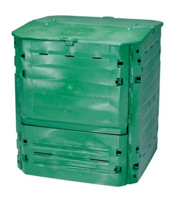Thermo-King Komposter 900 L grün