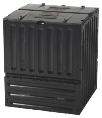 ECO-King Komposter 600 L schwarz