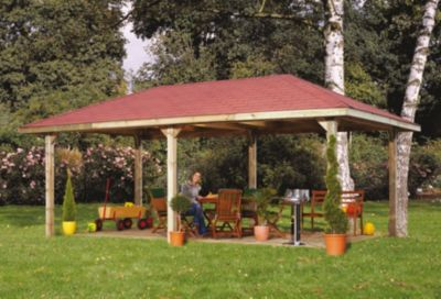 651 D Gartenoase, Größe 2