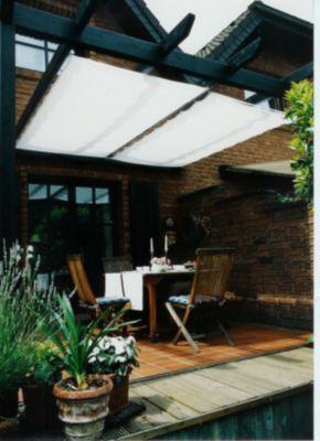 Floracord Sonnensegel Universal 270x140 cm, weiß | Garten > Sonnenschirme und Markisen > Sonnensegel | Weiß | Polyester | Floracord