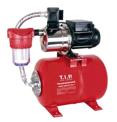 HWW 1000/25 Plus F Hauswasserwerk