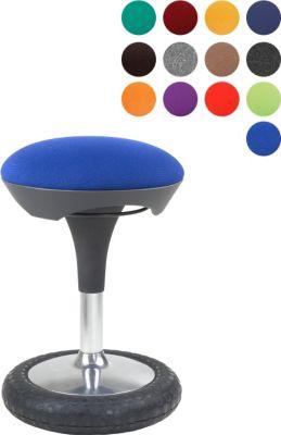 Topstar Fitness-Hocker Sitness 20, blau