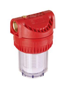 Universal-Wasserfilter komplett mit Mehrweg-Einsatz, G 5