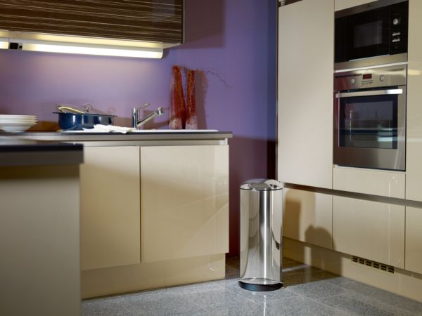 hailo topdesign l design abfalleimer abfallbeh lter m lleimer ebay. Black Bedroom Furniture Sets. Home Design Ideas