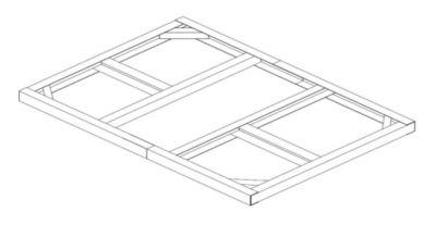 preisvergleich eu metall ger tehaus. Black Bedroom Furniture Sets. Home Design Ideas
