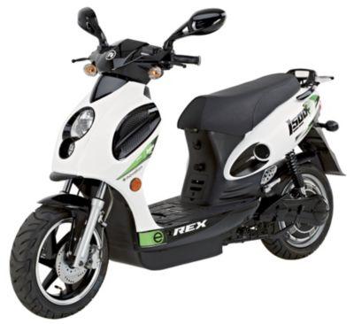 REX e-novation 1500 Elektro-Mofa-Roller