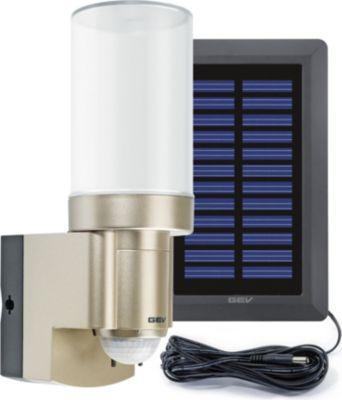 LPL 14831 Solar-LED Leuchte mit Bewegungsmelder