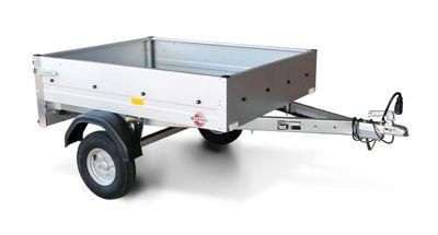 Mini 350 Pkw- und Quad-Anhänger